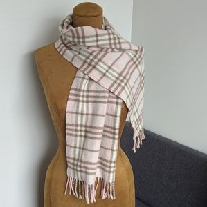 💯 Authentic Burberry Cashmere Scarf